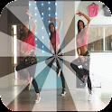 Aerobic dance workouts icon