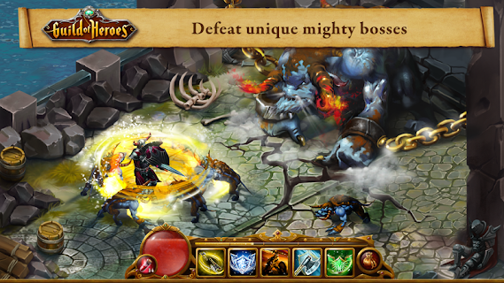 Guild of Heroes - fantasy RPG screenshot 14