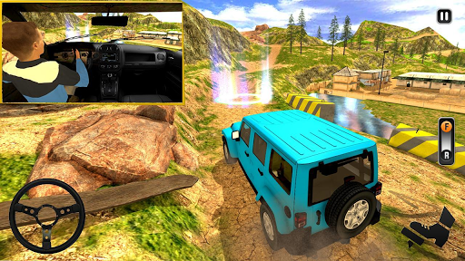 Offroad Jeep Simulator: Racing & Driving Adventure 1.0 screenshots 1