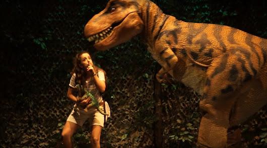¡Prepárate para vivir entre Dinosaurios una fantástica aventura!