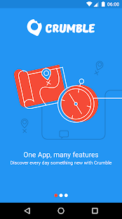 Crumble - Gain new experiences- screenshot thumbnail