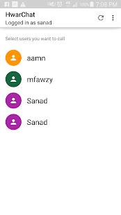 Naba Chat - náhled