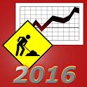 2016 Labor Statistics icon