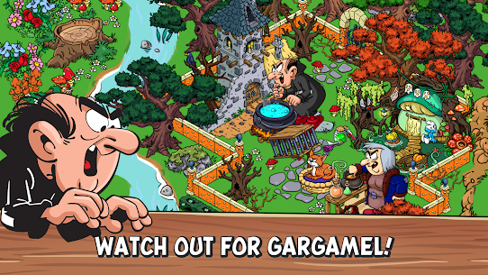 Smurfs' Village App Download For Android and iPhone 5