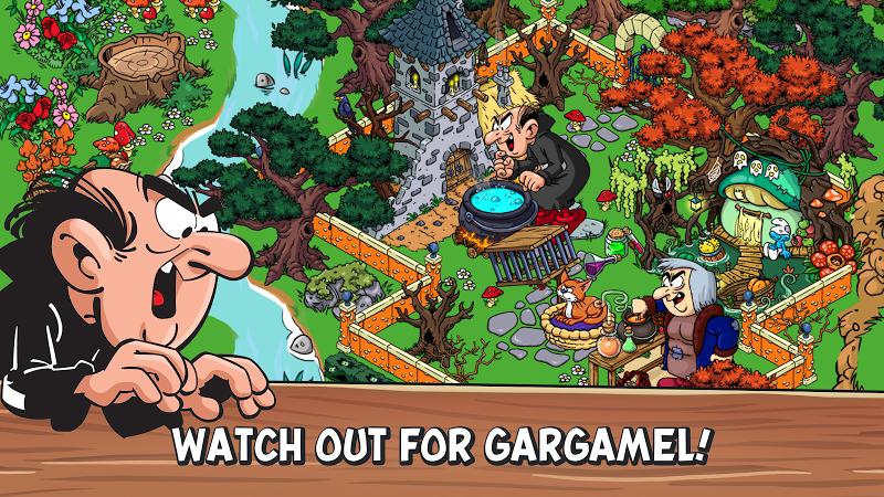 Smurfs' Village Screenshot 4