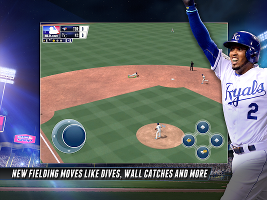 R.B.I. Baseball 16- screenshot