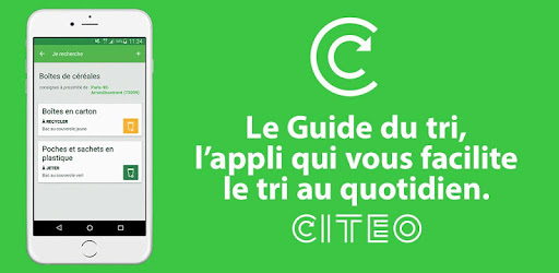 Guide du tri – Applications sur Google Play