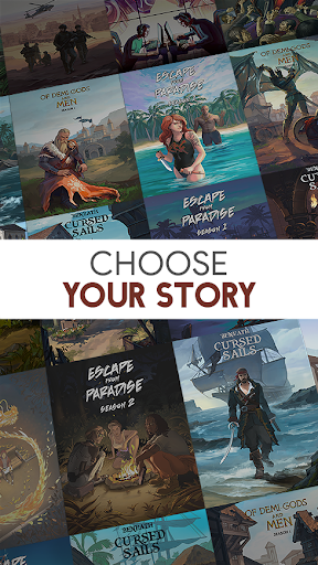 Stories: Your Choice (new episode every week) - screenshot