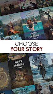 Stories: Your Choice MOD APK [Unlimited Money + Tickets] 0.95 8