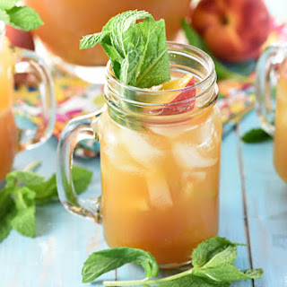 Ice Tea Punch With Ginger Ale Recipes