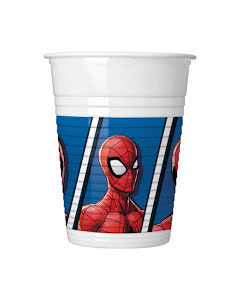 Mugg, Spiderman 8st