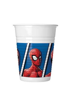 Mugg, Spiderman 8st