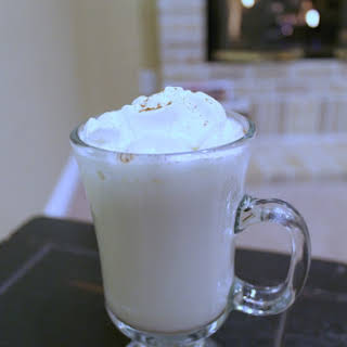 Hot Vanilla Milk.
