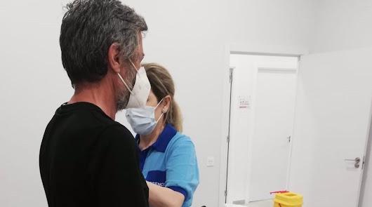 La vacuna llega a más de 100 personas sin hogar