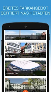 evopark – bargeldlos parken- screenshot thumbnail