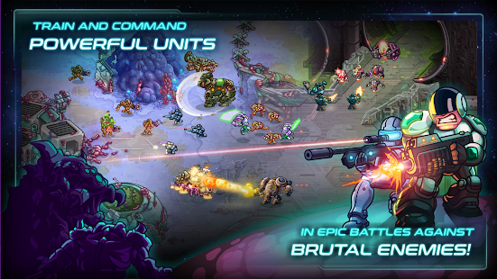 Iron Marines- screenshot thumbnail