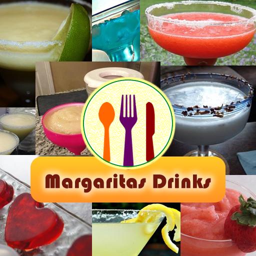 Margaritas Drinks Recipes