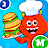 My Monster Town: Restaurant Cooking Games for Kids Icône