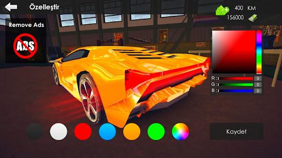 Luxury Car City - Open World Driving & Drift for PC-Windows 7,8,10 and Mac apk screenshot 4
