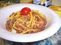 Hot Beef Sundae Recipe
