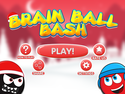 Brain Ball Bash  screenshots 12