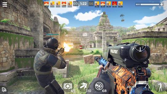 AWP Mode: Elite online 3D sniper action MOD APK (Unlimited Money) 2