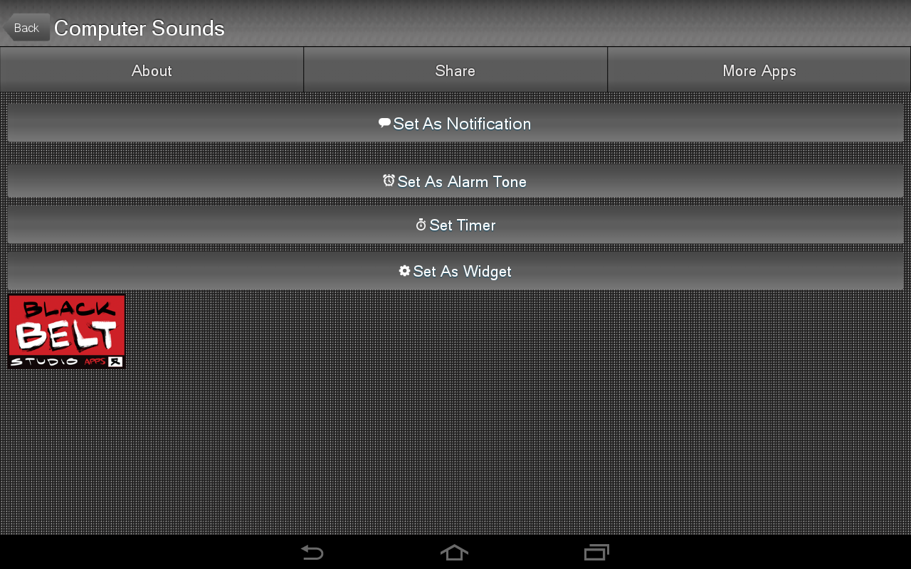 Beep Sounds Ringtones- screenshot