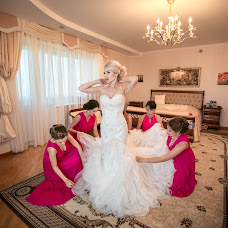 Wedding photographer Alena Molchanova (Alyona08). Photo of 16.02.2016