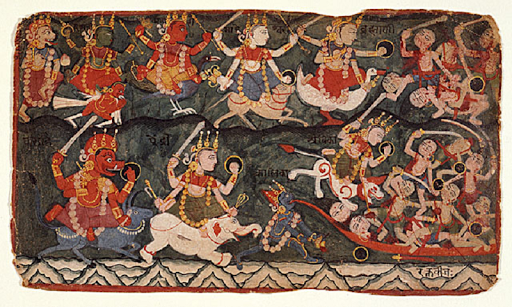 18 Hindu Puranas