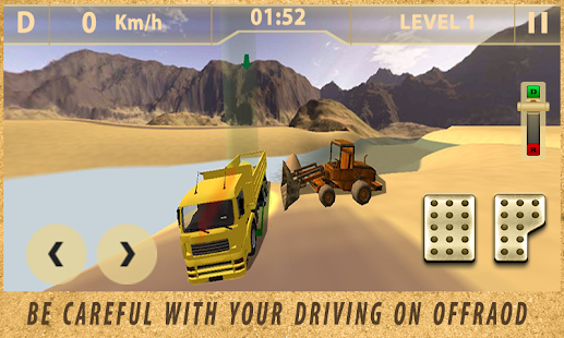 Sand-Transport-Truck-Simulator 8