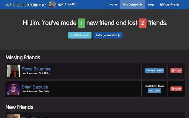 Downlad'em all-mediafire downloads: unfriend finder chrome extension.