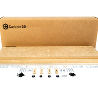Carbide 3D Shapeoko XL T-Track and Clamp Kit
