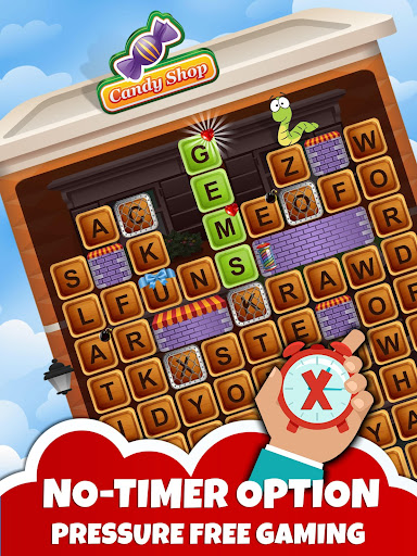 Word Wow Big City - Word game fun 1.8.77 screenshots 6