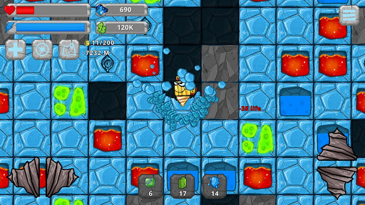 Digger Machine: dig and find minerals 2.7.0 screenshots 12
