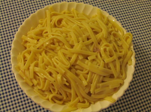Amish Style Noodles Recipe