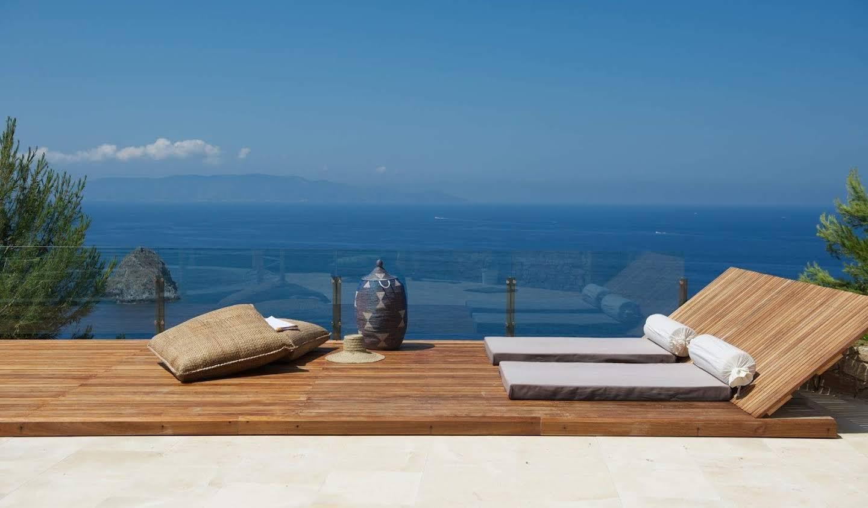 Villa avec piscine Monte Argentario