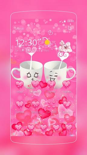 バレンタインピンク愛のHD