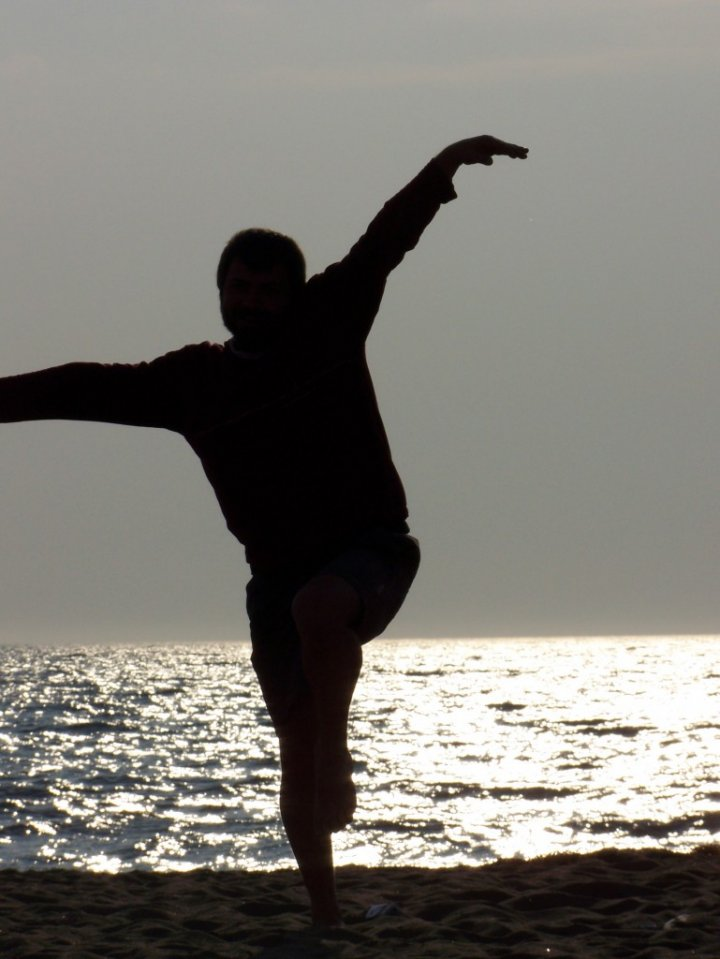 La ricerca dell'equilibrio... di negrito