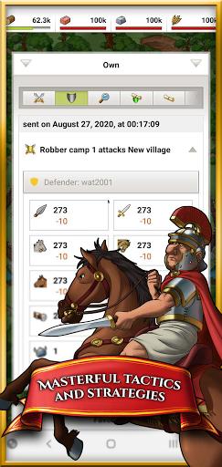 Travian Kingdoms 1.6.8684 screenshots 10