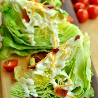 BLT Wedge Salad.