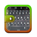 Silent darkness TouchPal icon