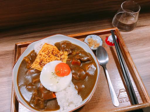 🍛富士咖哩雙拼(牛肉+雞肉)