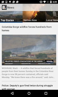 KGW 8 News - Portland- screenshot thumbnail
