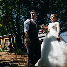 Wedding photographer Roman Sergeev (romannvkz). Photo of 26.06.2018