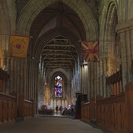 Perth Cathedral  by Wilson Beckett - Buildings & Architecture Places of Worship