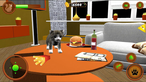 Simulator Kucing - Pet World 1.10 screenshots 4