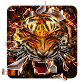 Fire Tiger Launcher Theme Live HD Wallpapers Android APK Download Free By Best Launcher Theme & Wallpapers Team 2019
