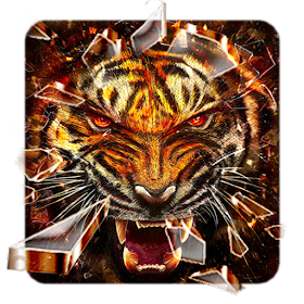 Fire Tiger Launcher Theme Live Hd Wallpapers Android Apps Appagg