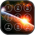 Space Galaxy Lock Screen download