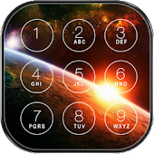 Space Galaxy Lock Screen APK baixar